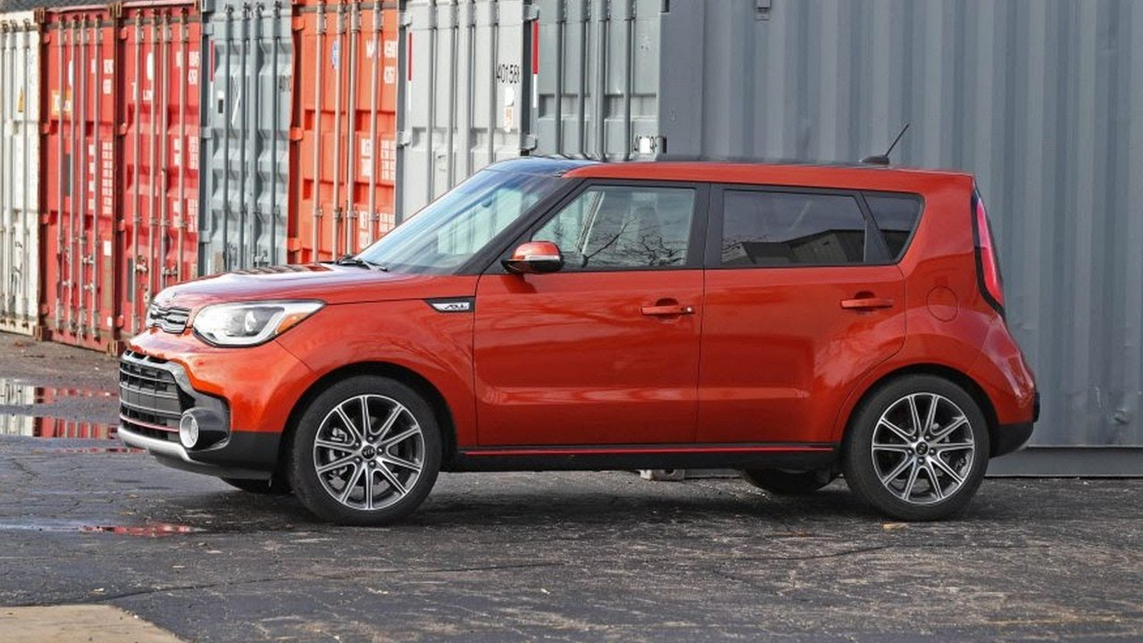 2017 kia soul turbo soul turbocharger first drive review youtube. Black Bedroom Furniture Sets. Home Design Ideas