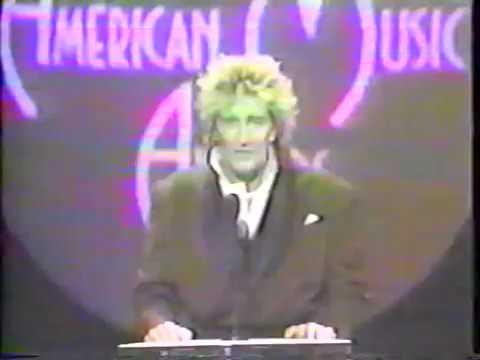 🎼GEORGE MICHAEL AMERICAN MUSIC AWARDS  1989
