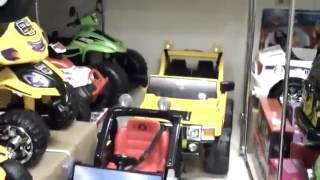 Детский Электромобиль Hummer A 30 2x-Joy-Toys.com.ua(, 2014-09-19T11:00:15.000Z)