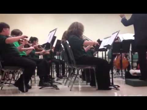 Lake Placid Middle School Orchestra