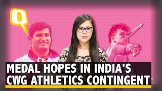 Top Athletes Missing, India's 31-Member Contingent at 2018 CWG   The Quint