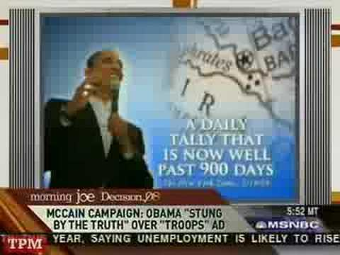 Rick Davis Attacks Obama Over Cancelled Troop Visit