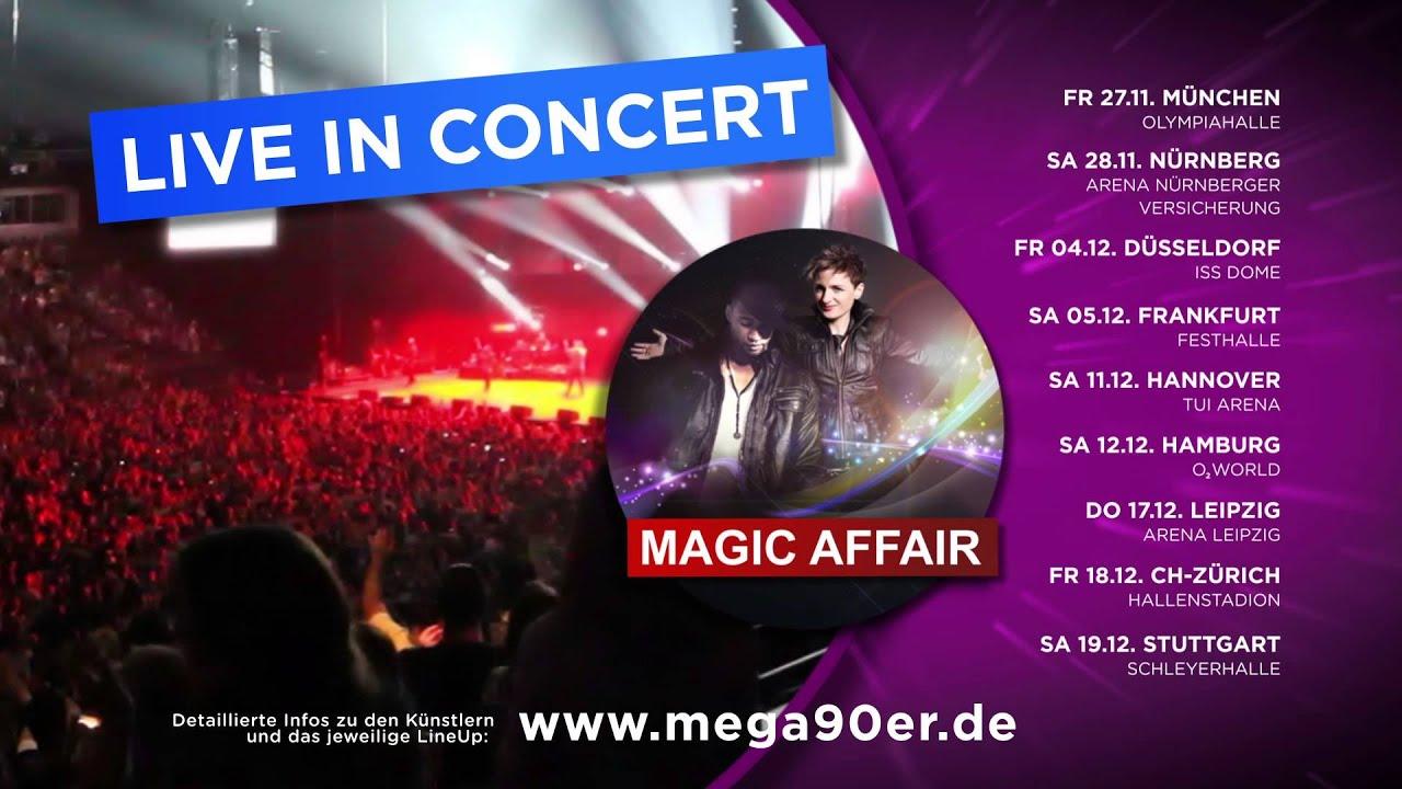 Die MEGA 90er Live - TV Spot 2015