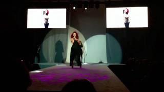 Roshana Hoss Attitude Fashion Show