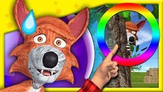 Juguemos en el Bosque   Encuentra al Lobo Beto #03   A Jugar thumbnail