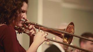 Giovanni Gabrieli: Canzon primi toni - University of Szeged Trombone Choir