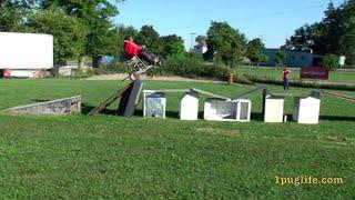 pliance jump (world record attempt)