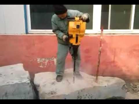 Jack Hammer Gasoline rock drill YN27C, YN27J