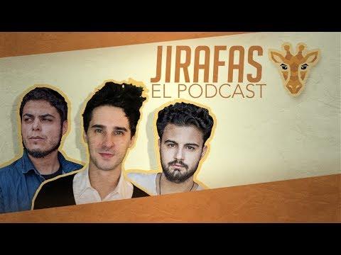 SAÚL TIJERAS con David Sainz, Juan Amodeo | Jirafas #2 | Playz