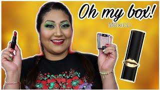 OH MY BOX | OH MY BOX PLUS | CAJA DE SUSCRIPCION MEXICANA