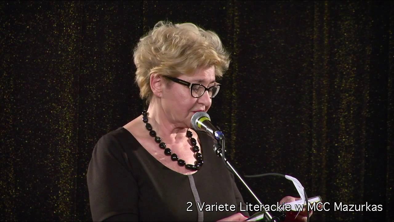 2 Variete Literackie 2 - Irena bartkowska - wiersze część 1