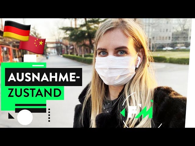 Coronavirus in China & Deutschland: So erleben wir die Pandemie