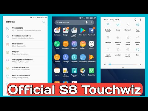 official s8 touchwiz Home in any android device [no root]