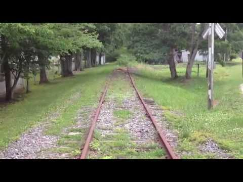 Abandoned Railroad, Norfolk Southern Mowrystown Branch, Sardinia Ohio