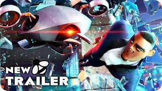 SPIES IN DISGUISE Trailer (2019) Will Smith Animation Movie