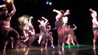 Афро-джаз /boomballet.info/ шоу-балет на концерты и корпоративы