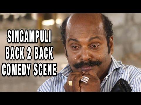 Singampuli Back 2 Back Comedy Scenes Tamil