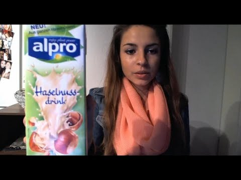 Alpro Haselnussmilch