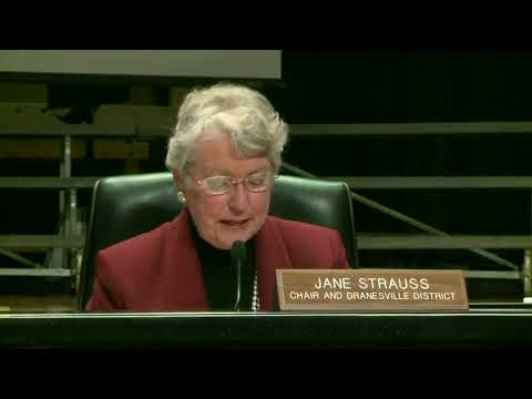 FCPS School Board Meeting - February 8, 2018