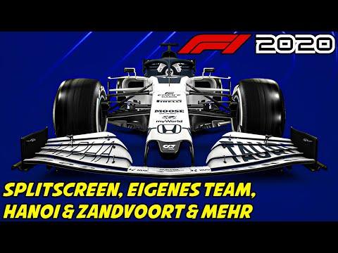 f1-2020- -splitscreen,-eigenes-team,-hanoi-&-zandvoort,-schumacher-deluxe-edition- -formel-1-news