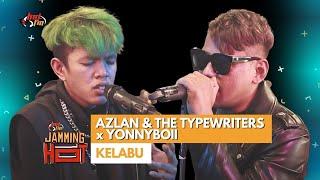 Download lagu #JammingHot : Yonnyboii x Azlan & The Typewriters - Kelabu