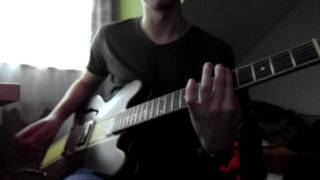 System Of A Down - Hypnotize (guitar cover by: Zsozsii)