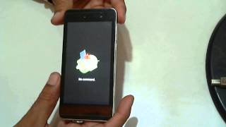 How To Unlock Google Pattern Lock Micromax Canvas Fire A104 | Hard Reset