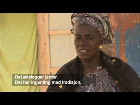 Soap makers in Mali