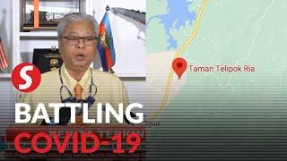 EMCO enforced on Taman Telipok Ria, Tuaran, Sabah from Nov 27