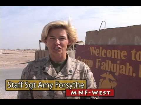Camp Fallujah 2-Minute Report - Feb. 2006