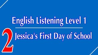 English Listening Level 1 - Lesson 2 - Jessica