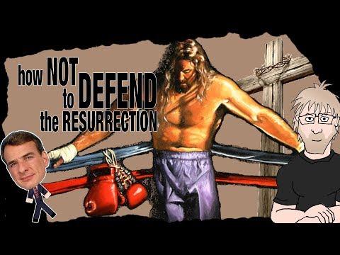 How Not to Defend Jesus' Resurrection (with William Lane Craig)