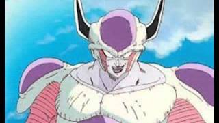 Dragon ball z soundtrack saga Freezer .