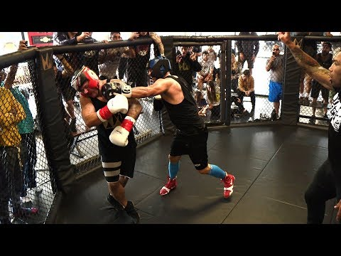 Fabricio Werdum Referess A Gym 'Beef' At King's MMA