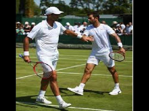 Wimbledon 2015 Men's Doubles final match Highlight :Jean-Julien Rojer & Horia Tecau wins  !!!
