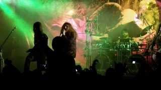 Angra - Unfinished Allegro/Carry On - Roxy Live (06-08-2013)
