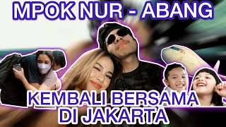 AUREL PULANG JAKARTA DI JEMPUT ATTA!!