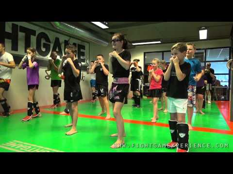 Kickboxing - Fight Game Academy Kids