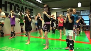 Kickboxing - Fight Game Academy Kids