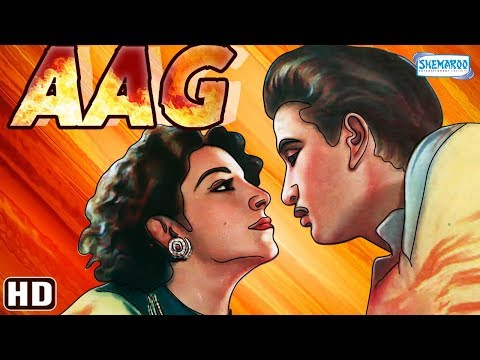 Aag 1948 HD  Hindi Full Movie  Raj Kapoor, Nargis  Bollywood Hit Movies  With Eng Subtitles