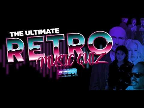 Metro 2 Radio - The Ultimate Retro Music Quiz