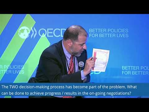 OECD Forum 2014: The future of Trade
