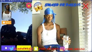 Asking 1,000 GIRLS To Smash Or Pass Me? {Success}