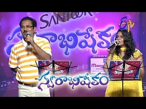 Osey Ramulamma Song - Vandemataram Srinivas, Pranavi Performance in ETV Swarabhishekam - Chicago,USA