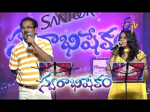 Osey Ramulamma Song - Vandemataram Srinivas, Pranavi Performance in ETV Swarabhishekam - Chicago,USA