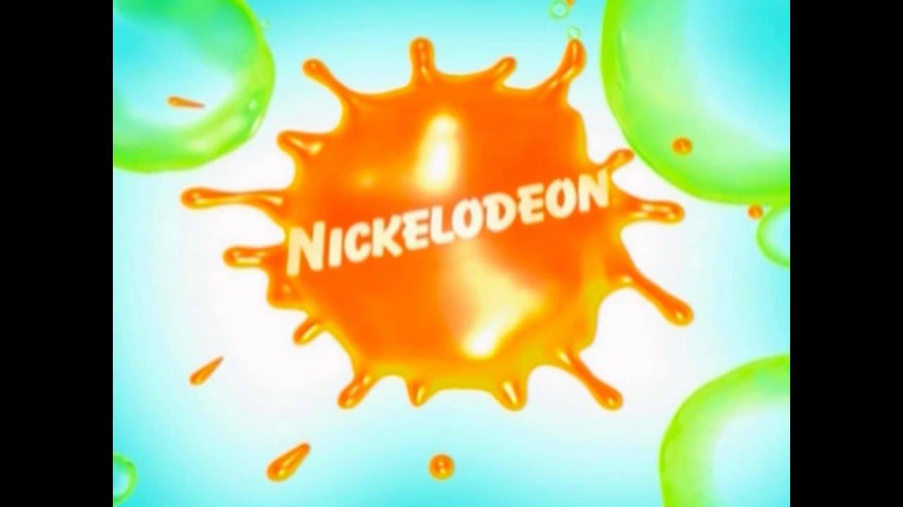 Nickelodeon Splat Logos - YouTube