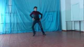 Джафаров Омар танец - лезгинка к 13 уроку