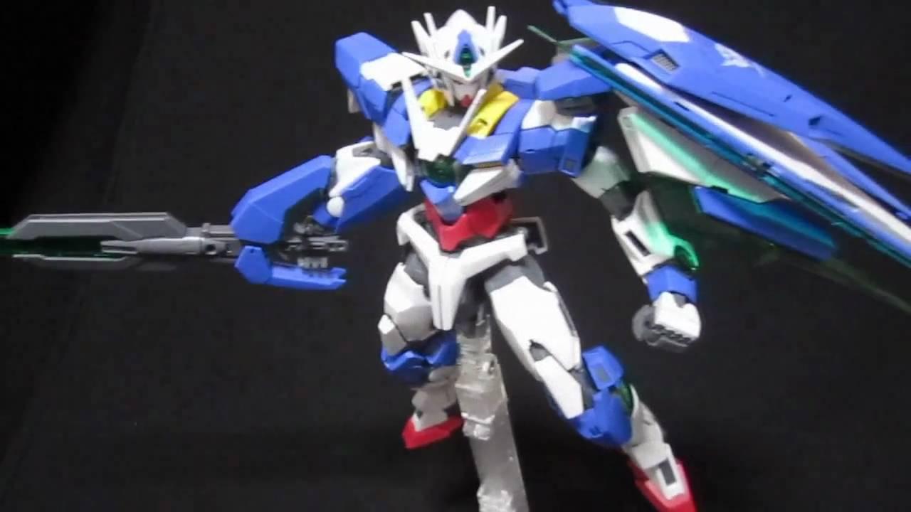 Gundam Oo Quanta G Work Of The Day Std No 002 00 Qan T W Bandai 1 144 Hgoo Gnt 0000 Qant Qanta Mg Part 5 Posing Movie Gunpla Review