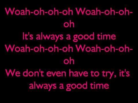 Good Time  -Owl City ft. Carly Rae Jepsen Cover by Alex Goot!!!!♥ Lyrics