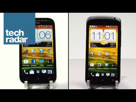 HTC One SV vs HTC One S: Comparison Review of Specs, Features and Price